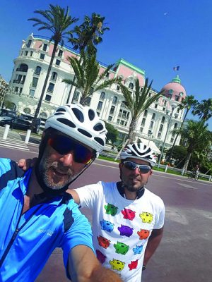 1975km PEDAL FOR GUTS – THAT'S NICE!